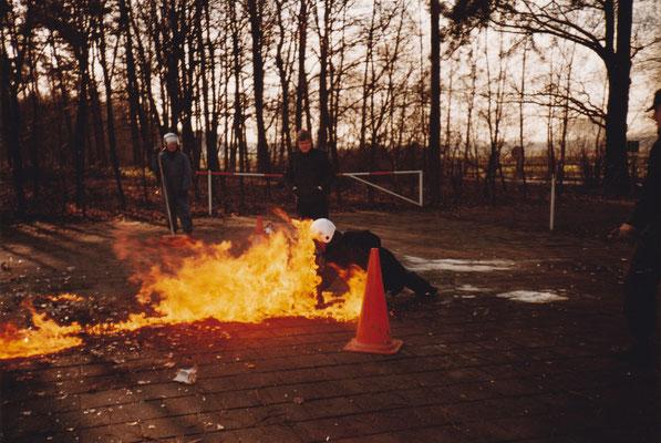 ME Opleiding Bewaarder september 1985