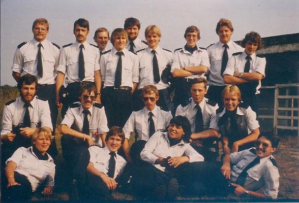 GEWA opleiding aug 1980 Veenhuizen