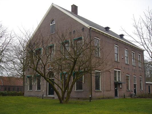 kazerne Veenhuizen
