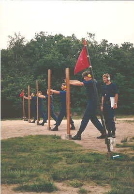 Bewa Opleiding IBBO Pistool