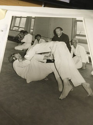 Opleiding Gestichtswacht september 1972