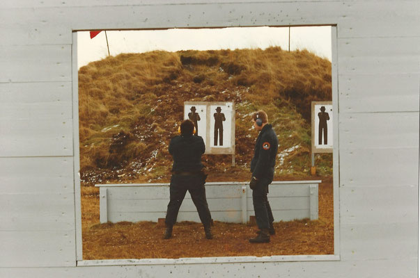Bewa Opleiding IBBO 86-1 Schietbaan Veenhuizen