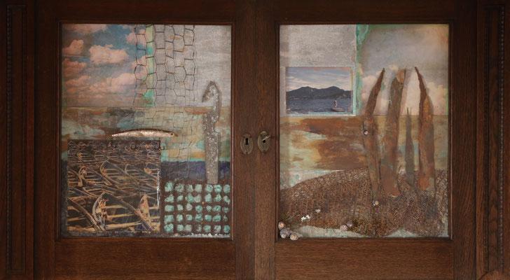 Fenster mit Aussicht, 60 x 108 cm