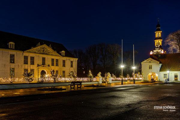 Dornum, Schloß