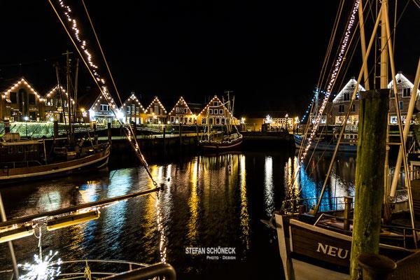 Neuharlingersiel, Hafen