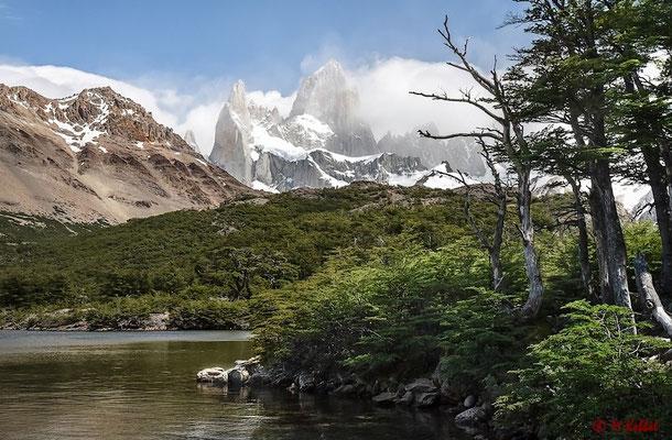 Argentinien: Laguna Capri und Fitz Roy