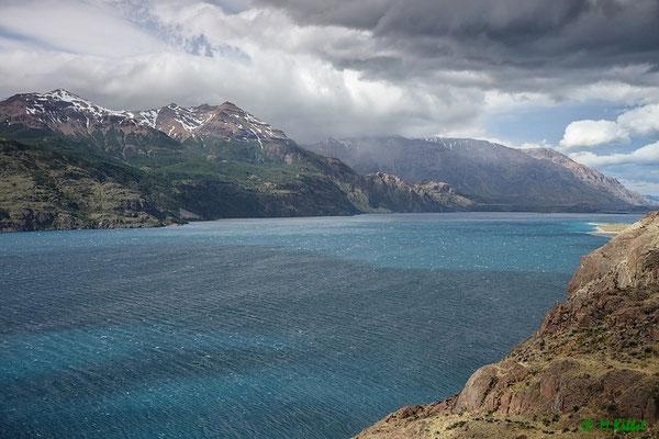 Chile: Lago General Carrera