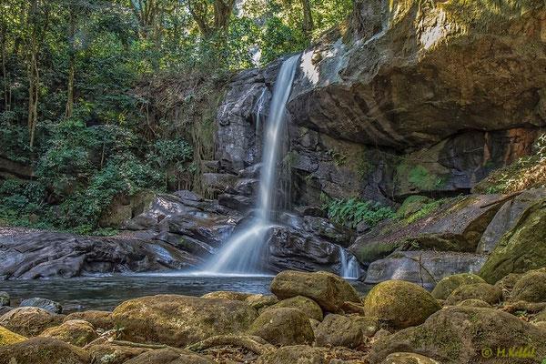 An den Sanje Falls