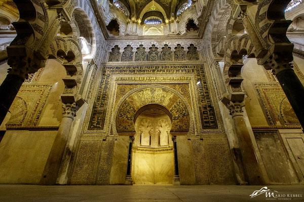 El Mihrab - Die islamische Gebetsniesche in der Mezquita