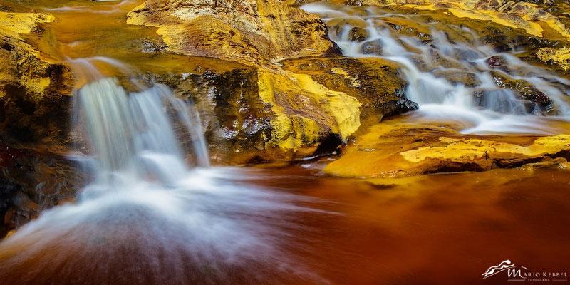 Die Farben des Rio Tinto