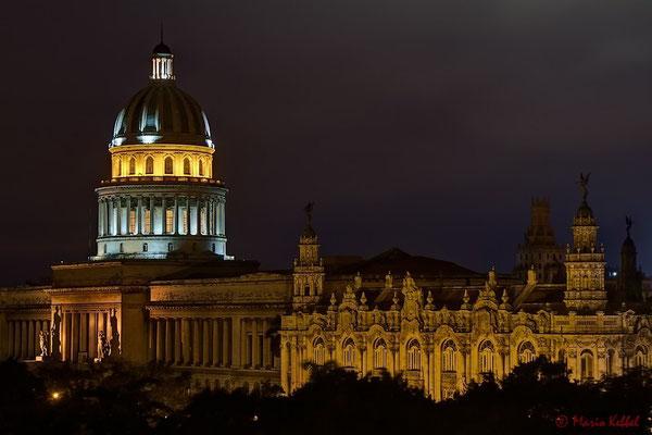 Nacht über Havanna