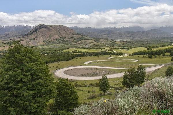 Chile: Serpentinen