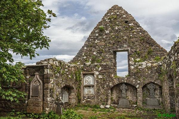 Alte Kirche in Dunvegan