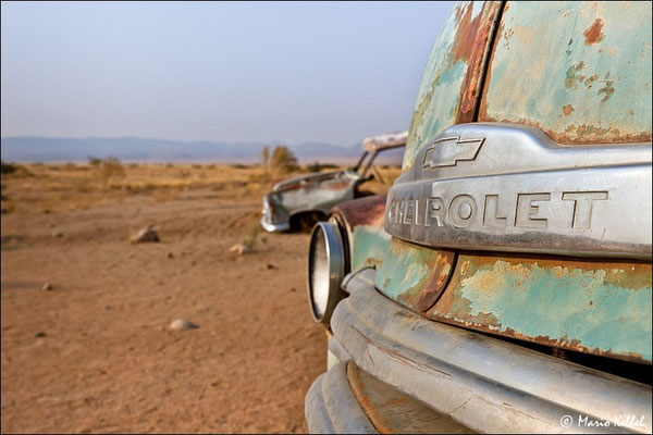 Chevrolet Wrack