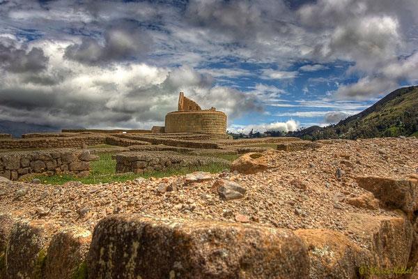 Ruinen von Ingapirca