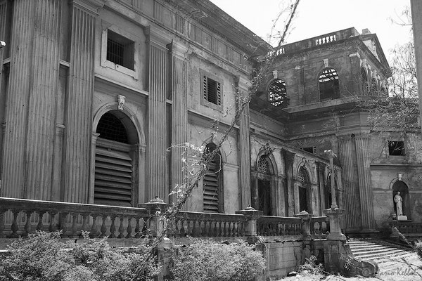 Verfallene Kathedrale von Managua