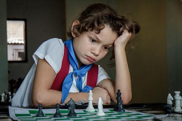 Schachclub in Cienfuegos