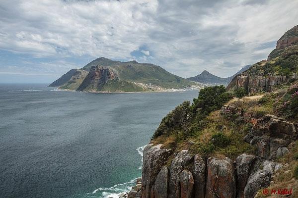 Blick auf die Hout Bay