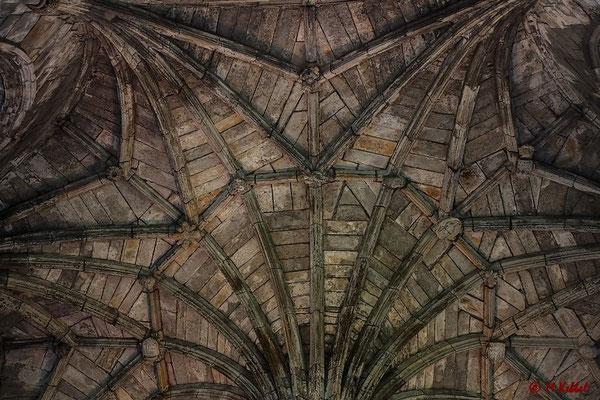 In der Kathedrale von Elgin