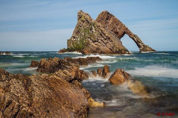 Bow Fiddle Rock