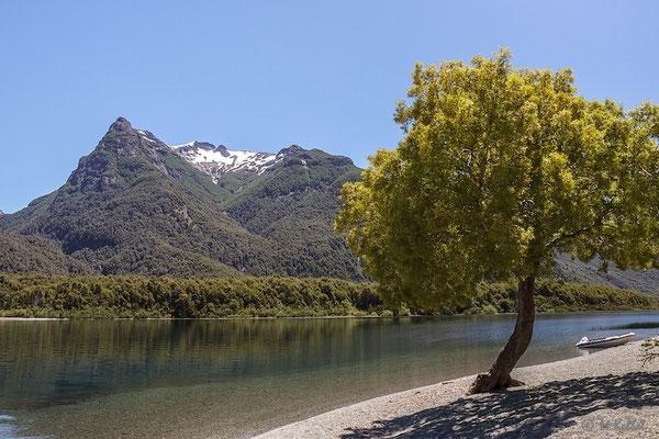 Argentinien: Am Lago Rivadavia