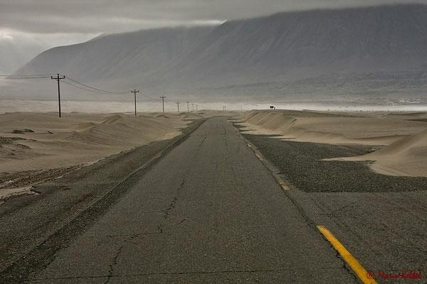 Auf den Weg in die Nazca Wüste
