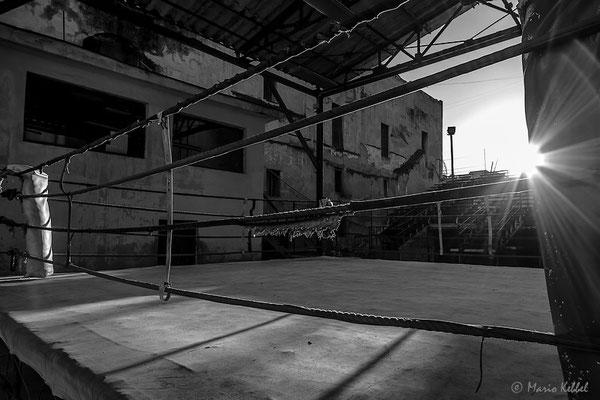 Gimnasio de Boxeo Rafael Trejo in Havanna