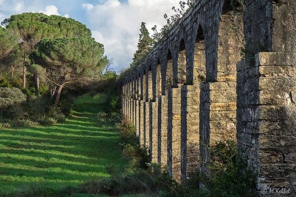 Akvedukt in der Nähe von Tomar
