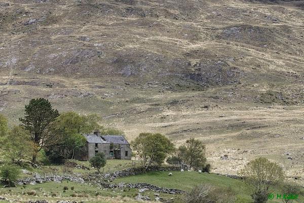 Auf dem Weg zum Ballaghbeama Pass