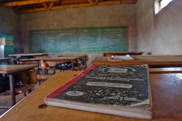Beim Schulbesuch