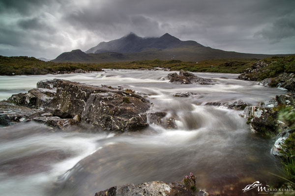 Am Sligachan River