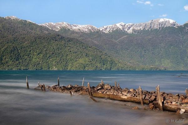 Chile: Am Lago Yelcho