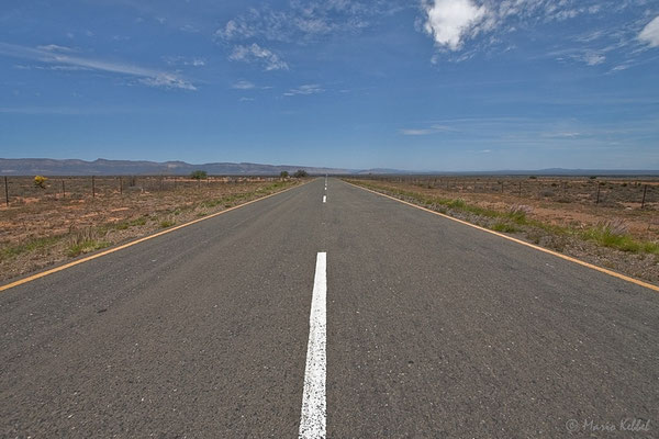 Blick über die Karoo