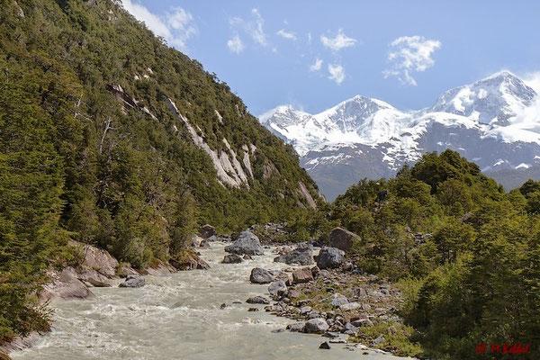 Chile: Wilder Fluss