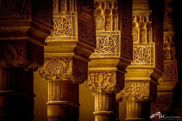 Die Kunst der Nasriden in der Alhambra