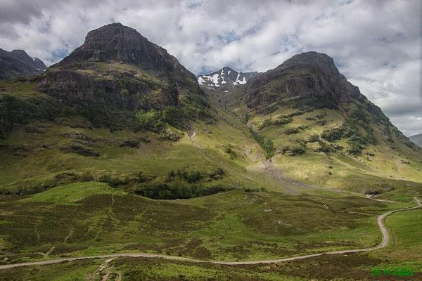 Am Glen Coe Pass