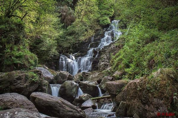 Torc Wasserfall im Killarney Nationalpark