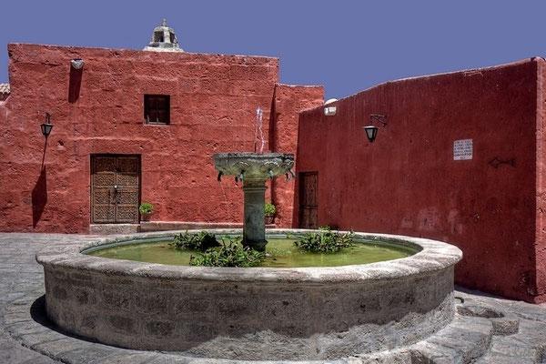 Im Kloster Santa Catalina in Arequipa