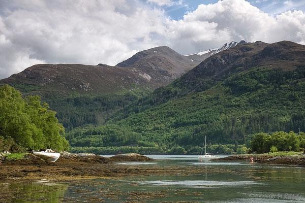 Am Loch Leven