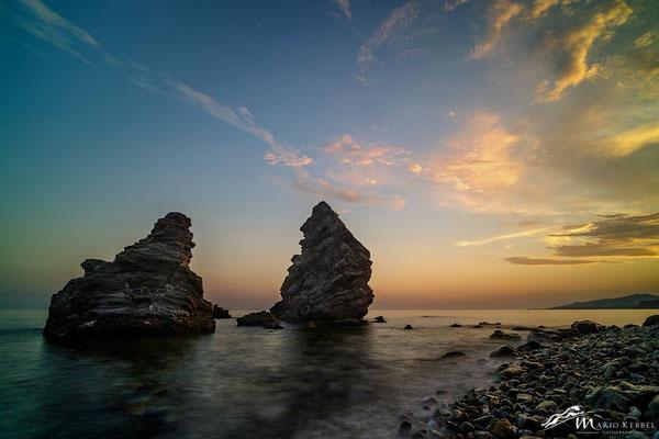 Playa del Molino de Papel bei Nerja
