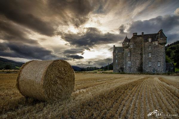 Castle Menzies in Weem