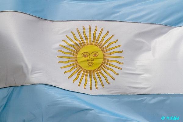 Argentinien: Flagge
