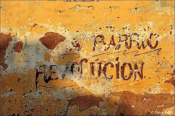 En Cada Barrio Revolucion!
