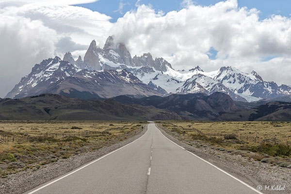Argentinien: Auf dem Weg zum Fitz Roy