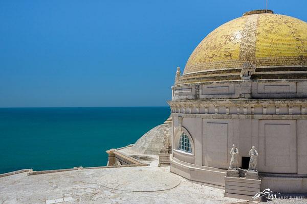 Blick über Cádiz