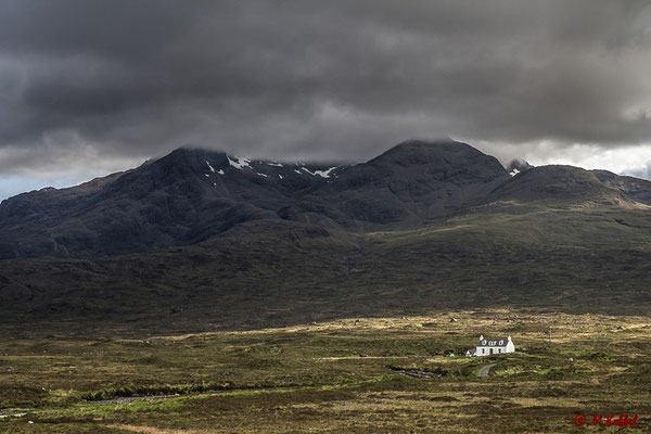 Haus auf der Isle of Skye