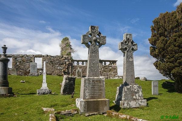 Alter Friedhof auf den Weg nach Elgol