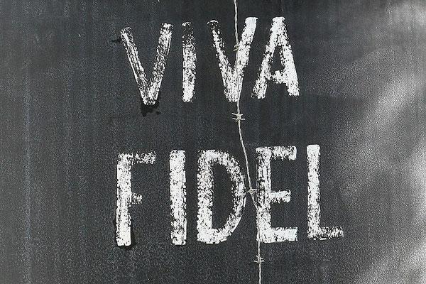 Viva Fidel!