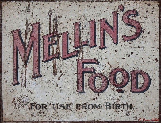 Mellin's Food in Pilgrim's Rest
