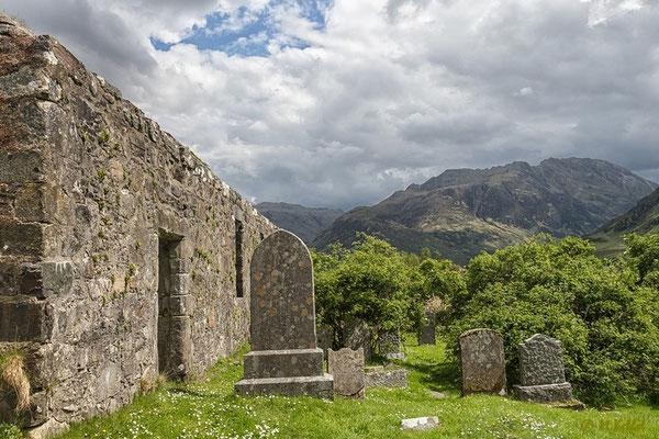Alter Friedhof auf der Isle of Skye